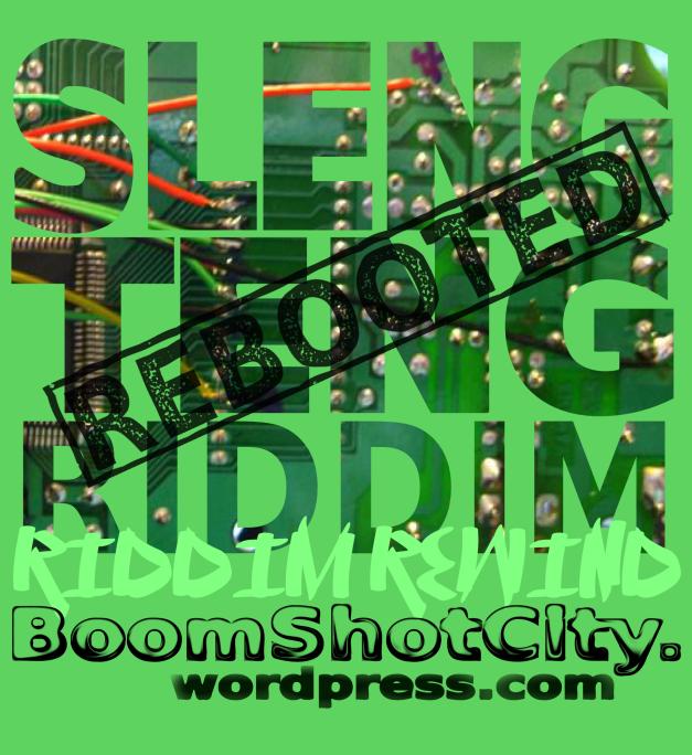 Dan Dabber's Sleng Teng Riddim Rewind (Rebooted)